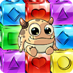 Baby blocks: Puzzle monsters! Symbol