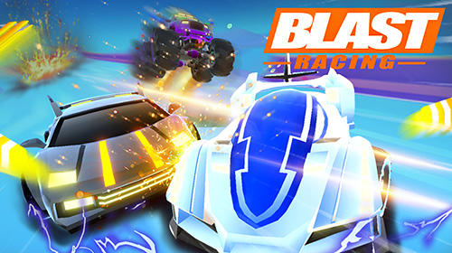 Blast racing Screenshot