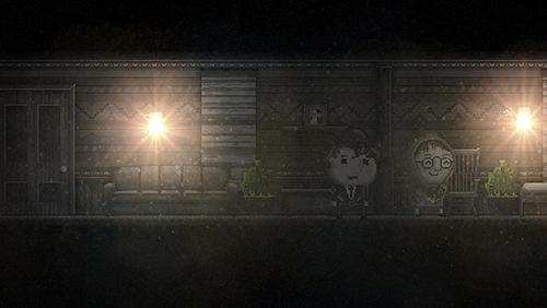 Distraint: Pocket pixel horror Screenshot