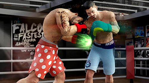 Real punch boxing super star: World fighting hero для Android