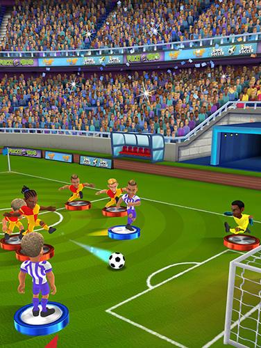 Kings of soccer auf Deutsch