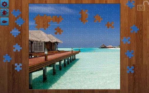 Titan jigsaw puzzle auf Deutsch