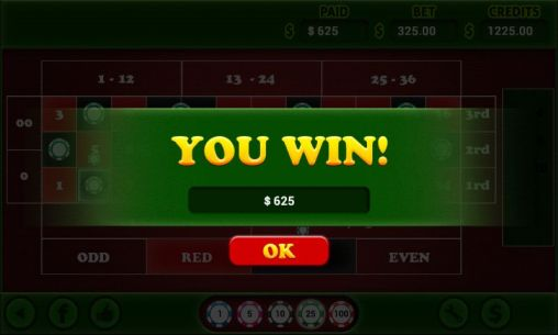 American roulette für Android