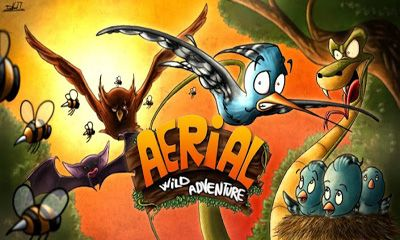Aerial Wild Adventure captura de pantalla 1