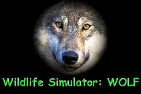 logo Wildleben Simulator: Wolf