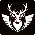 The driven hunt icon