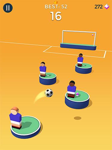 Pop it! Soccer für Android