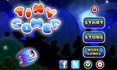 d'arcade Tiny Comet pour smartphone