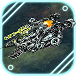 Galactic junk: Shoot to move! icono