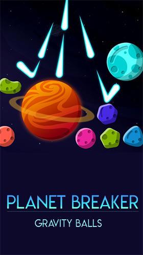 Gravity balls: Planet breaker Screenshot
