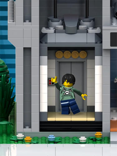 LEGO tower für Android