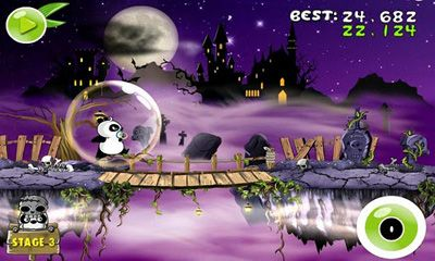 d'action MeWantBamboo - Master Panda pour smartphone