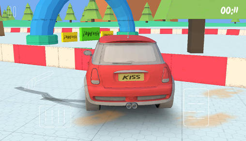 Shakedown racing pour Android