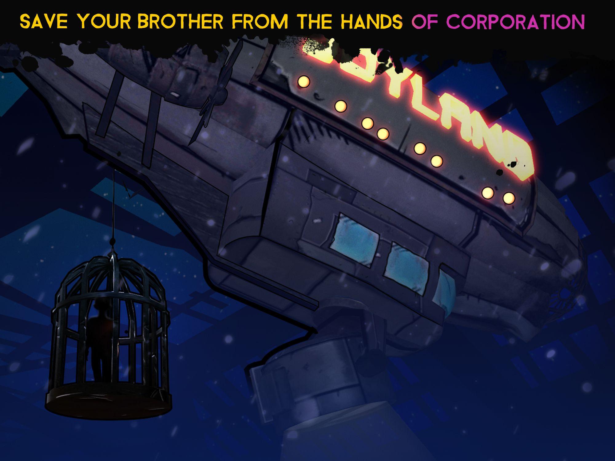 Joyland:  Horror adventure quest スクリーンショット1