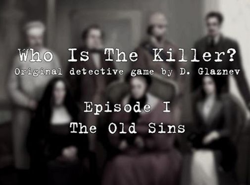 Who is the killer: Episode I Screenshot