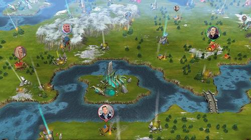RPG Terres sauvages: Saga de survie pour smartphone