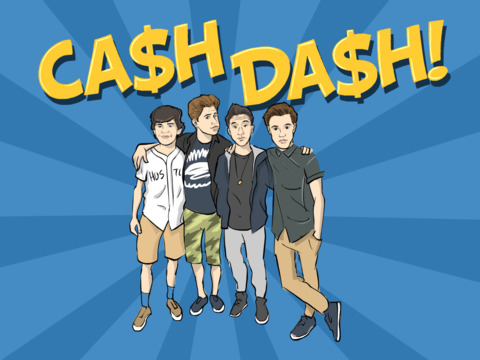 Cash dash screenshot 1