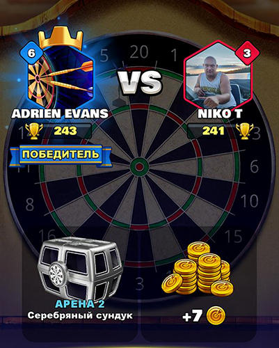 Darts club para Android