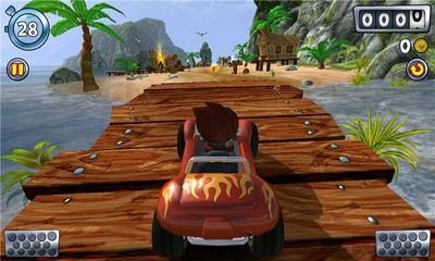 Beach Buggy Blitz для Android