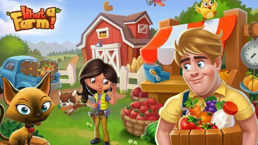 アイコン What a farm!