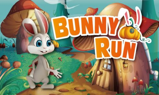 Bunny run by Roll games Screenshot