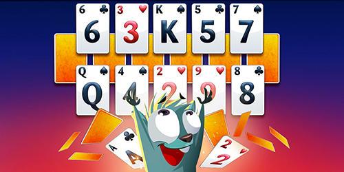 Fairway solitaire blast скриншот 1