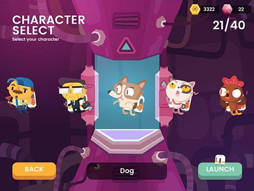 Screenshot Super Steam Puff auf dem iPhone