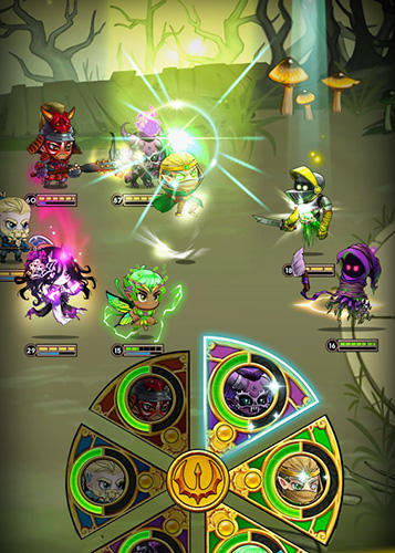 Dragon's watch RPG Screenshot