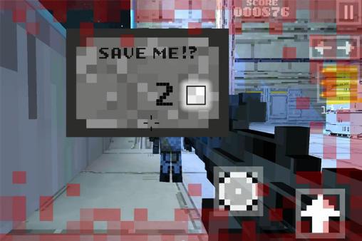 FPS Block gun 3D: Call of destiny auf Deutsch