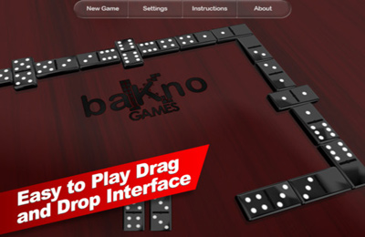 Domino HD for iPhone