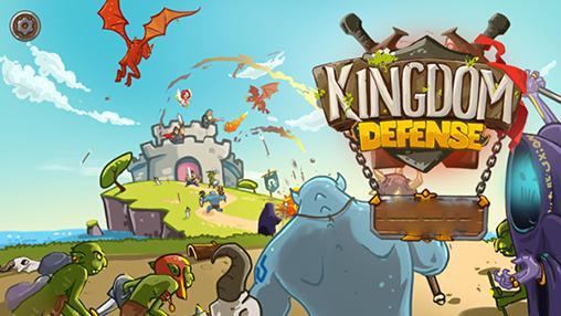 Kingdom defense: Epic hero war Screenshot