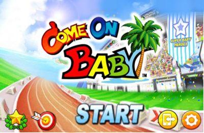 логотип Спарринг: Вперед малыш!