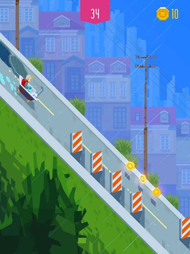 Downhill: Riders for iPhone for free