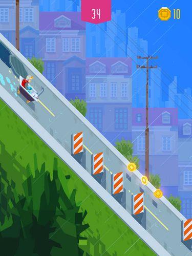 Downhill Riders für iPhone