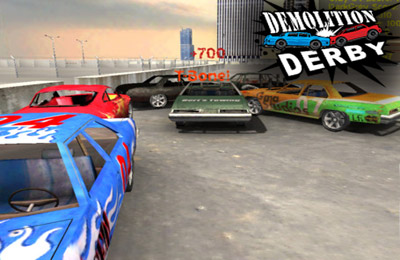 logo Demolition Derby Reloaded