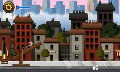 Angry Gran Toss para Android