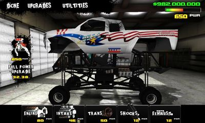 Monster truck destruction para Android