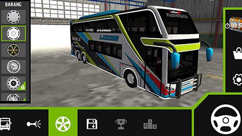 Скриншот Mobile bus simulator на андроид