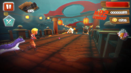 Crashland heroes for Android