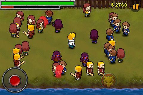 Скриншот Зарази их всех: Вампиры на Айфон