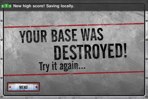 Скриншот Парашютисты-десантники: Воздушная атака на Айфон
