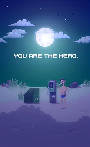 Beach hero RPG screenshot 2