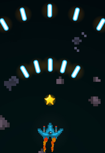 Pixel space blast para Android