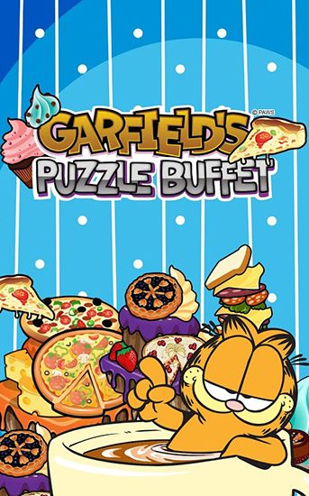 Garfield's puzzle buffet icon