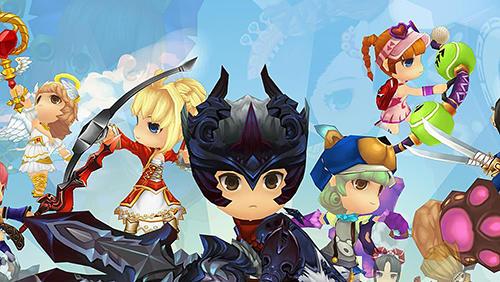 RPG-Spiele Arcane dragons für das Smartphone