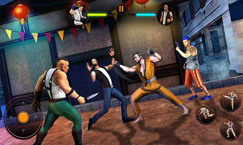 Karate buddy: Fight for domination für Android