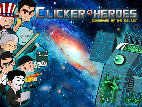 logo Héroes de Clicker: Guardianes de la Galaxia