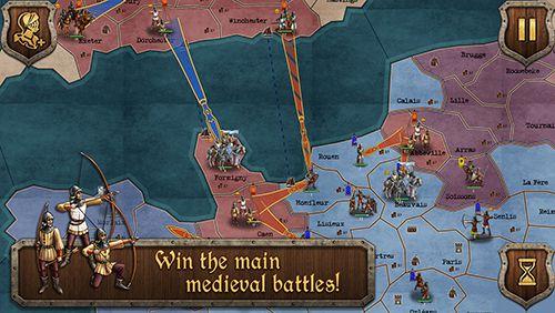Mittelalterliche Kriege: Strategie und Taktik für iPhone