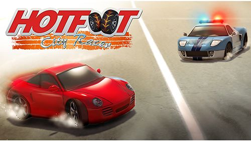 Screenshot Hotfoot: City racer on iPhone
