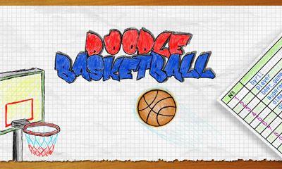 Doodle Basketball captura de pantalla 1